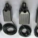 Submersible Utility Pumps
